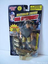 ►►►► Skateboard Legends / Action Figure Bob Burnquist 1999 [New/Sealed]