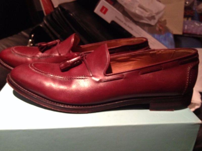Paul Smith Ps Collection Tassle Mocasines Zapatos para hombre