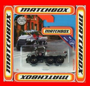 Matchbox-2018-Trail-tracker-80-125-neu-amp-ovp