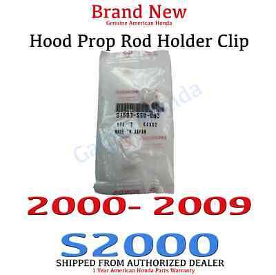 Honda S2000 Hood Prop Stick Holder Genuine Oem 2000-2009