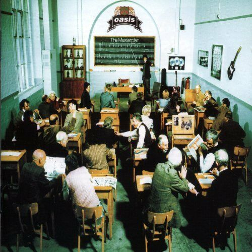 1 of 1 - Oasis - The Masterplan - Oasis CD LEVG The Cheap Fast Free Post