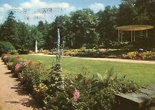 Alte Postkarte - Remscheid - Staudengarten