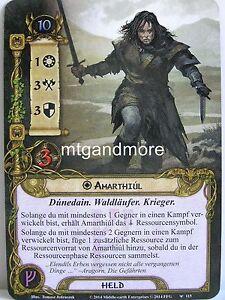 Lord-of-the-Rings-LCG-1x-Amarthiul-115-Die-Schlacht-von-Carn-Dum