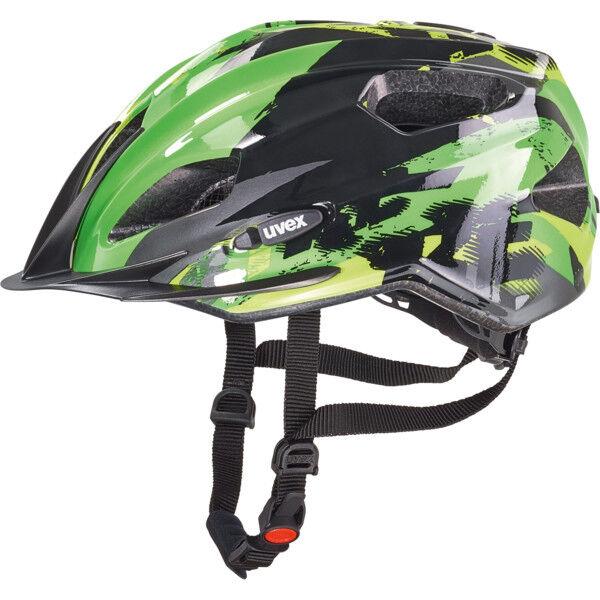 UVEX Fahrrad Helm quatro junior Jugendhelm Jugendhelm Jugendhelm Kinderhelm Radhelm Sicherheit 50-55cm 43454a