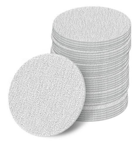 50 mm Meule Ponceuse Meules ramené Papier Sable 80-1000 Grain détention Velcro