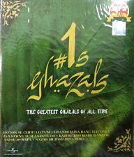 No 1 Ghazals - Greatest Ghazals Of All Time - Original MP3 CD / 50 Ghazals