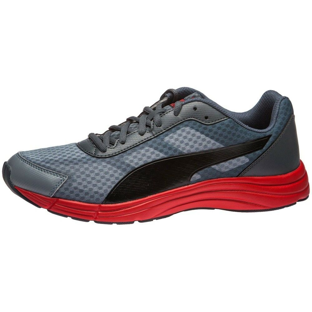 PUMA EXPEDITE SHOE SHOES RUNNING ORIGINAL GREY 187561 02 (PVP IN STORE 69E)