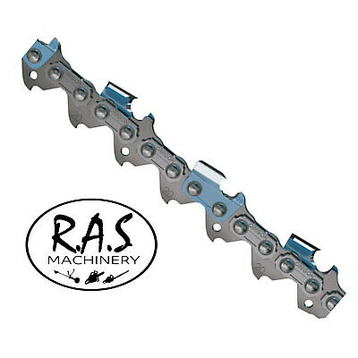 "Husqvarna  20/""  chainsaw chain 3//8 pitch .050 gauge 72 drive links"