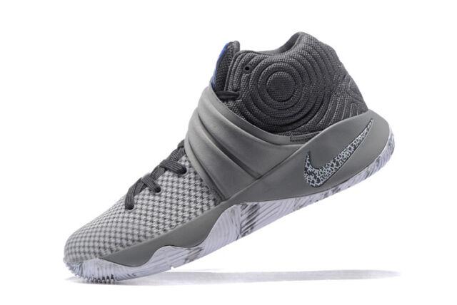 buy online e4c25 6a946 Nike Kyrie 2 Omega Wolf Grey {Size 12} 819583 004 Brotherhood Lebron Cavs