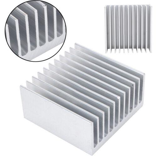 Aluminium Chaleur Radiateur Dissipateur Thermique Refroidissement Heatsink