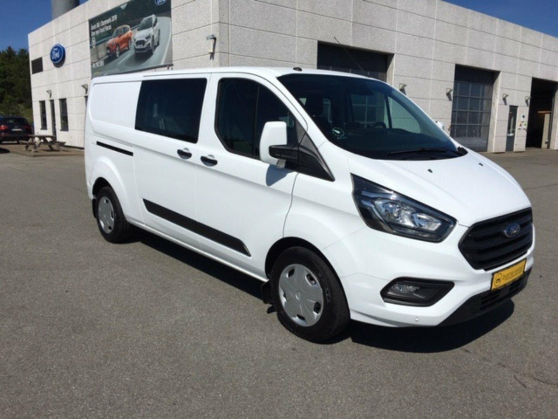 Ford Transit Custom 320L 2,0 TDCi 130 Trend