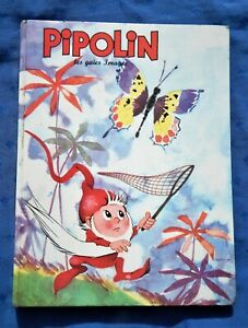 Responsable Pipolin Les Gaies Images Album N° 6 (31 A 36)  1960