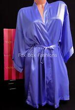 Medium / Large M L VICTORIA'S SECRET Kimono Satin Lounge Robe 1580 Purple