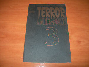 TERROR-A-MEDIANOCHE-N-3-MARVEL-COMICS-EDICIoN-ESPANOLA-FORUM-1994