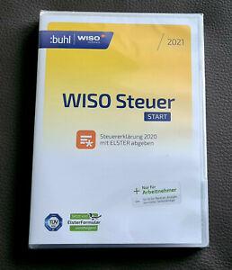 WISO Steuer-Start 2021 (CD-ROM + Download), Neu, für ...