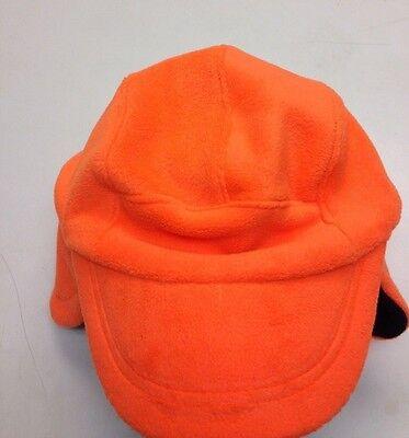 Outdoor Orange Hunters Winter Cap