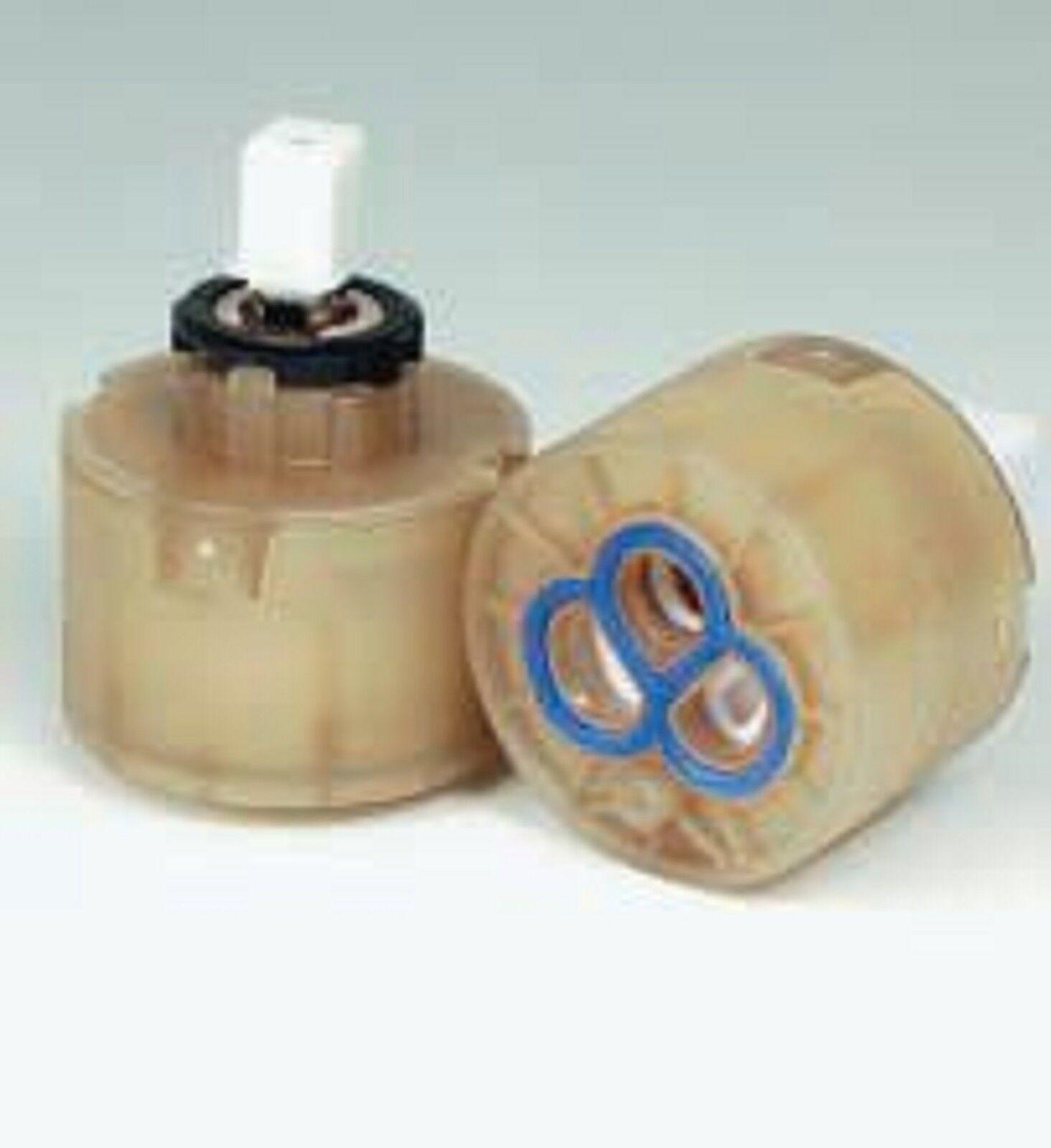 CARTUCCIA CERAMICA RUB. PER RUBINETTO MISCELATORE GTL RUB. CERAMICA CRISTINA C45 mm. 45 x 63 1bcb2e