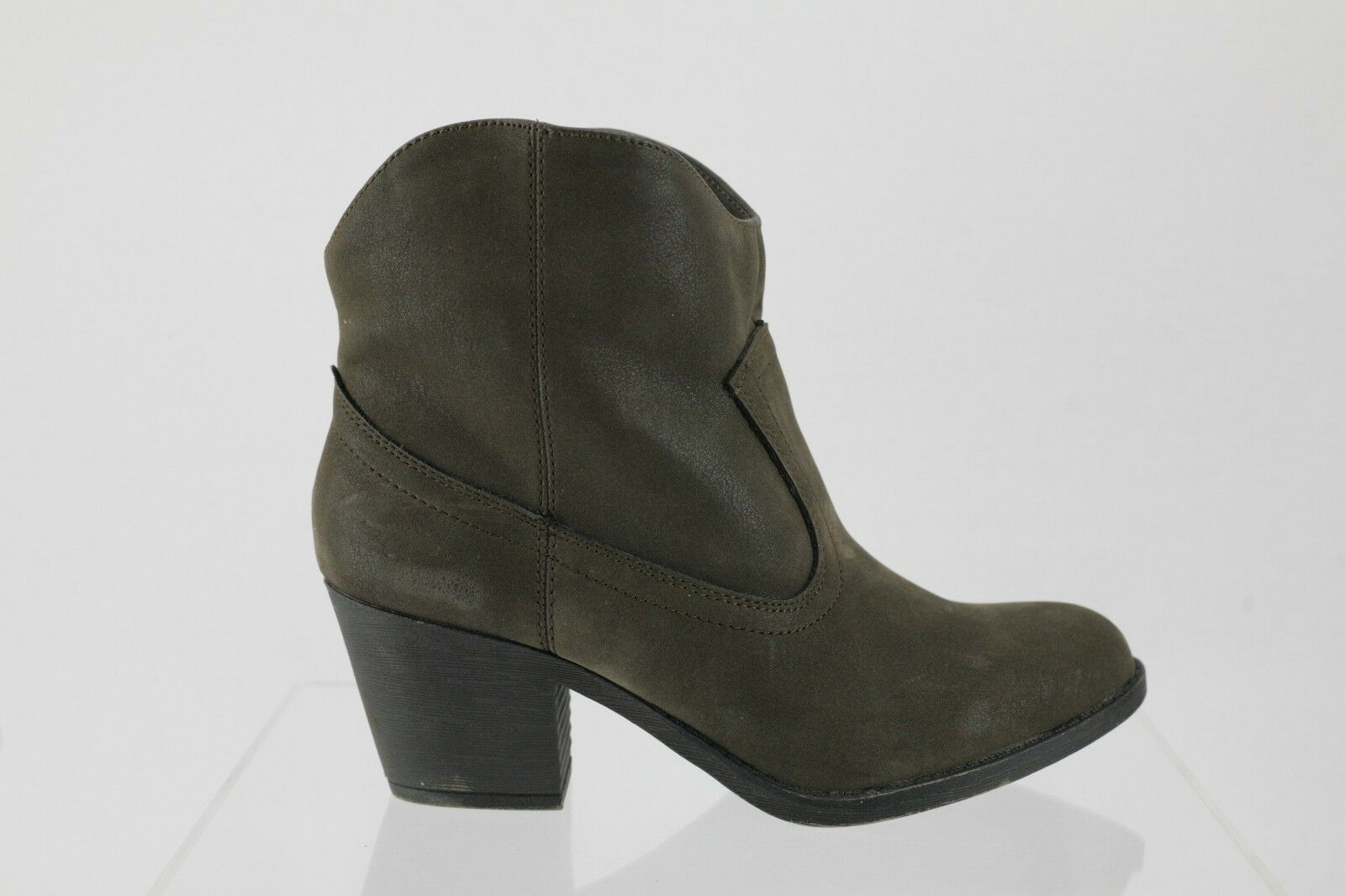Women's Rocket Ankle Dog Soundoff Brown Pull-on Ankle Rocket Boots Size 8.5 M 9df345