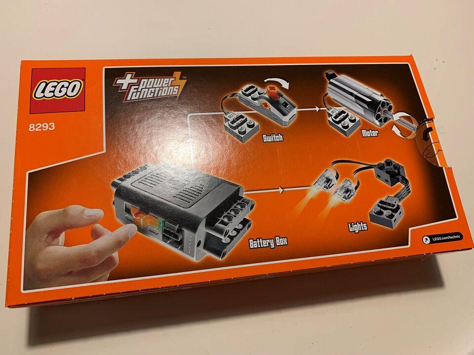 Lego Technic, 8293