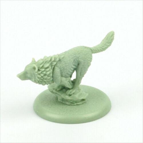 D/&D Mini DND Miniature Encounter ASOIAF THG Free Folk Skinchangers Wolf