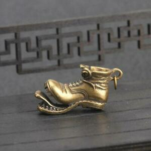 Antique-Worn-out-Shoe-Pendant-Small-Statue-Pocket-Gift-Ornament-Collectible