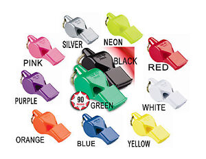FOX 40 PEARL PEALESS (no ball) SAFETY WHISTLE with FREE LANYARD  912a3060bbd5e