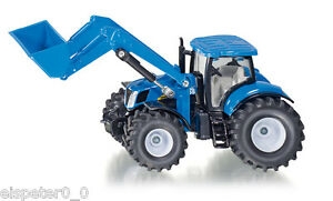 New-Holland-7070-con-pala-cargadora-SIKU-Agricultor-1-50-art-1986-NOVEDAD
