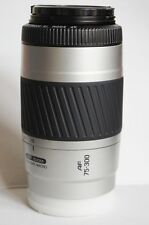 KONICA MINOLTA SONY fit 75-300mm lens for sony A700 A580 A5500 A55 A290 A200 A35