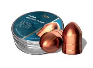 H/&N .22//5.5mm Coniglio Magnum Power PCP CARABINA Pellet-Pellet completo di latta 200