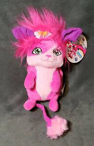 Popples Bubbles 8 Inch Plush Pink Spin Master