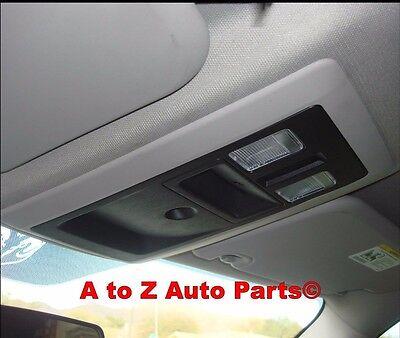 Compatible 2010-2018 Dodge Ram 1500-3500 ADD ON Overhead Console W//Map Lights,OEM Mopar