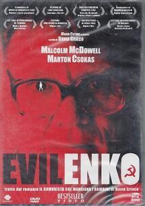 Dvd-EVILENKO-IL-COMUNISTA-CHE-MANGIAVA-I-BAMBINI-di-David-Grieco-nuovo-2004
