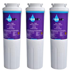 Kenmore Maytag Jenn-Air 3Pack Refrigerator Water Filter For Amana KitchenAid