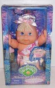 How Much Is The Millenium Cabbage Patch Doll Worth