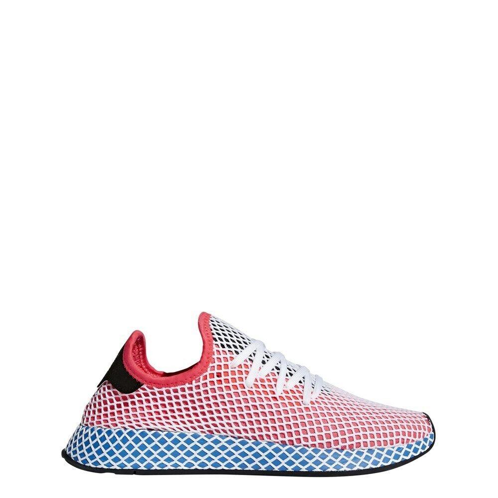 Adidas Deerupt Runner CQ2624 blau halbschuhe