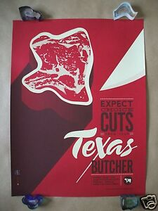 image is loading texas chainsaw massacre tom whalen original movie poster - Halloween Mondo Poster