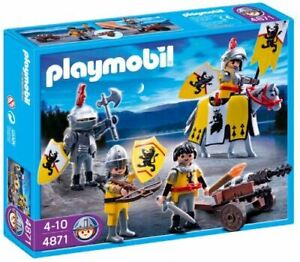 Playmobil-4871-Knights-Lion-Knights-Troop-Playset-Toy