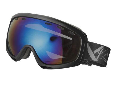 Crivit Ski und Snowboardbrille Sport Brille Herren Damen S2 S3 Schnee Alpen NEU