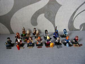 Lego Harry Potter 71022/71028/5005254 Mini Figurines for Selection - New