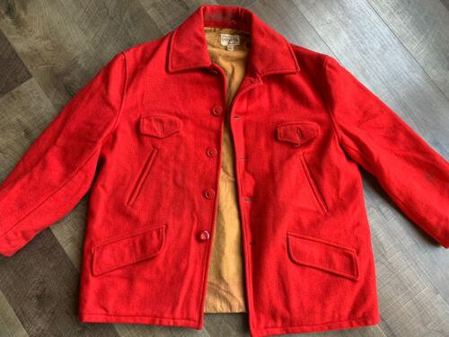 CHIPPEWA Falls Woolen Mill Co - Wool Jacket - 46 -