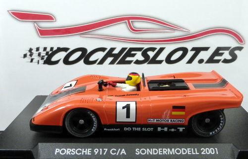 PORSCHE 917 C A EDICION ALEMANIA orange Nº1 SONDERMODELL SONDERMODELL SONDERMODELL 2001 REF.EGB1 FLY 2d9e2c