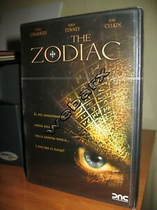 THE ZODIAC DVD NUOVO SIGILLATO ALEXANDER BULKELEY 2006