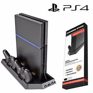 PS4-Cooling-Station-Vertical-Stand-with-2-Controller-Charging-Dock-PlayStation-4