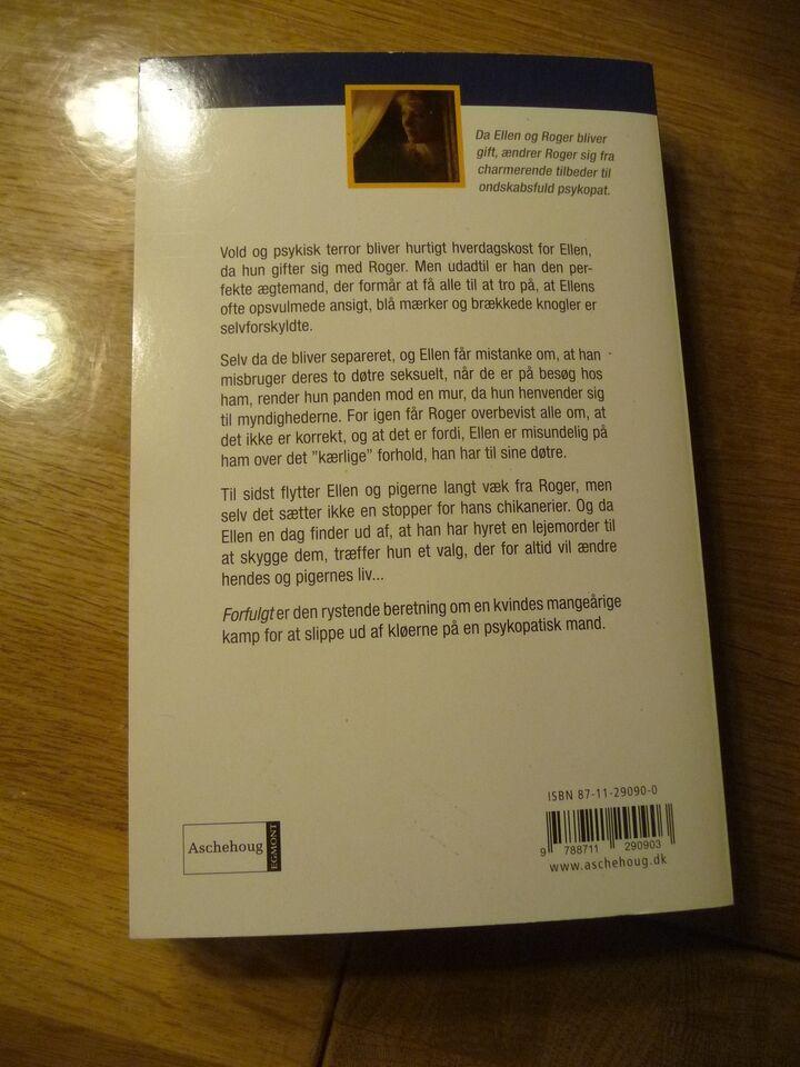 Forfulgt, Ellen Singer, genre: roman