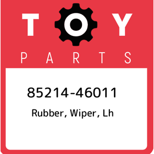 85214-46011-Toyota-Rubber-wiper-lh-8521446011-New-Genuine-OEM-Part