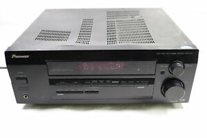 Pioneer VSX-D411 5.1 Channel Audio Video Home Theater Surround Sound Receiver