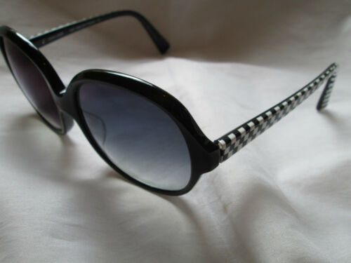 Alain Mikli black and white glasses sunglasses frames. AL1307.