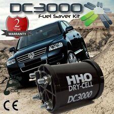 HHO Kit COMPLETO Idrogeno DC3000, cella acciaio 316L, fino a 3400cc