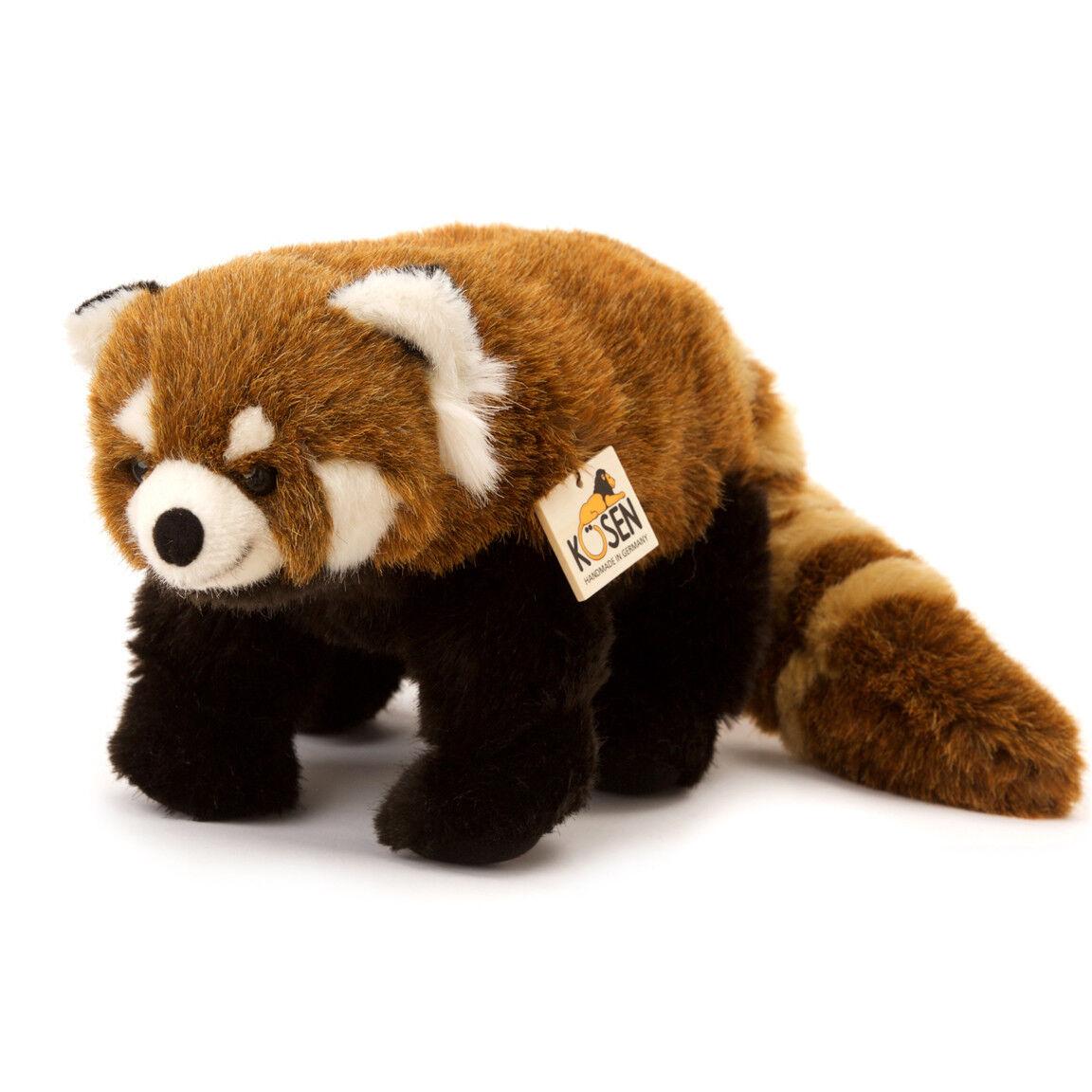 Red Panda 'Ailu' collectable plush soft toy - Kosen   Kösen - 4970 - 48cm