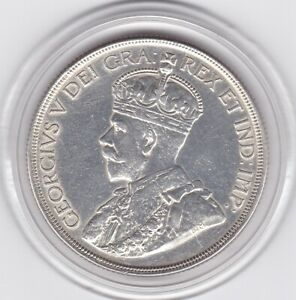 Sharp-Canada-1936-Large-Silver-Dollar-80-Coin
